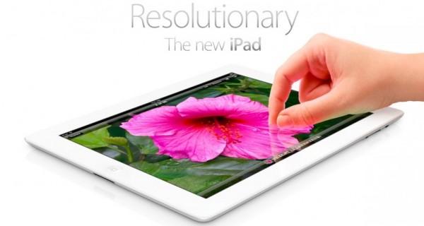 El nuevo iPad no podrá conectarse por LTE en España