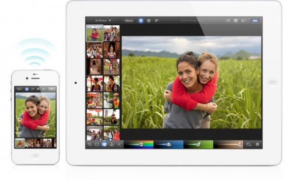 Comparte fotos entre tus dispositivos Apple con iPhoto