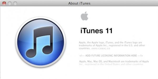 Apple ya estaría trabajando en iTunes 11 junto con iOS 6