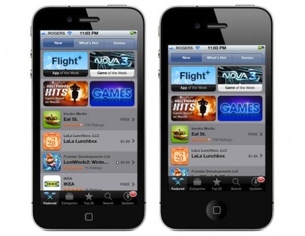 ¿Están los desarrolladores preocupados por un iPhone de 4 pulgadas?