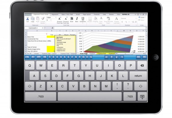 Office iOS para final de año