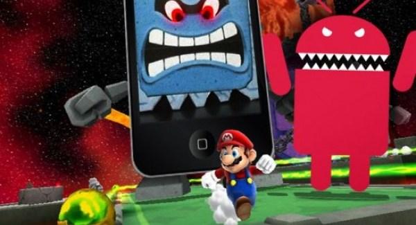 Los juegos de Nintendo para iOS se retrasarán