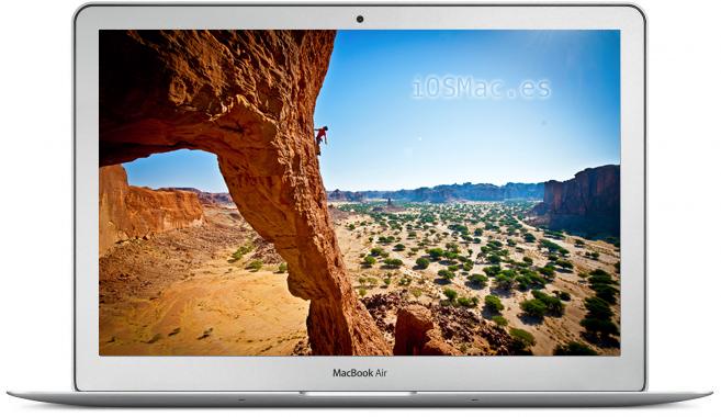 ¿MacBook Air con Pantalla Retina este Otoño?