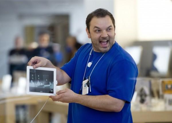 Apple comienza el programa de descuento para empleados, 500 dólares en los Mac y 250 en iPads