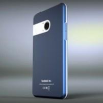 Facebook Phone del diseñador Michal Bonikowski trasera