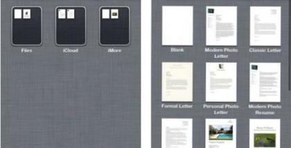 propuesta de Rene Richie para Files.app iOS 6