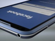 Facebook Phone del diseñador Michal Bonikowski