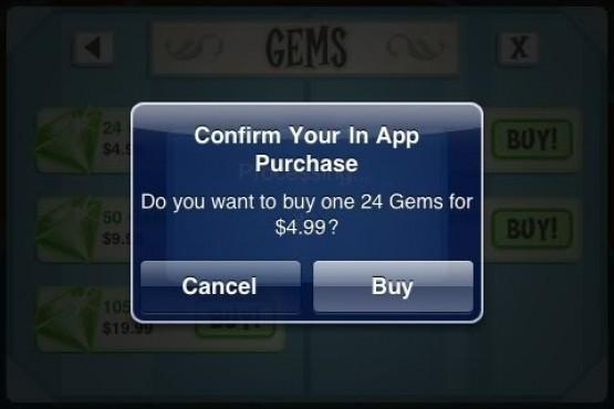 Apple esta investigando el exploit para las compras in-App gratis en la App Store