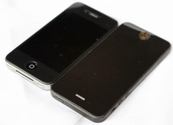Filtradas fotografías del que puede ser el futuro iPhone 5