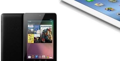 Nexus 7 vs iPad 2