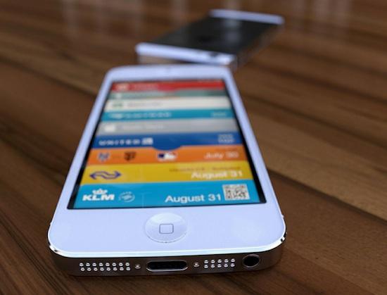 ¿ Tiene un iPhone 5 de pre-produccion Epic Games ?