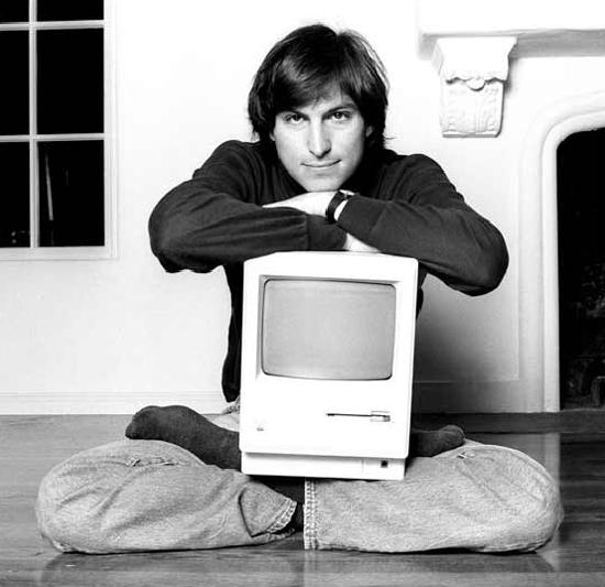 Norman Seef hace públicas fotos inéditas de Steve Jobs