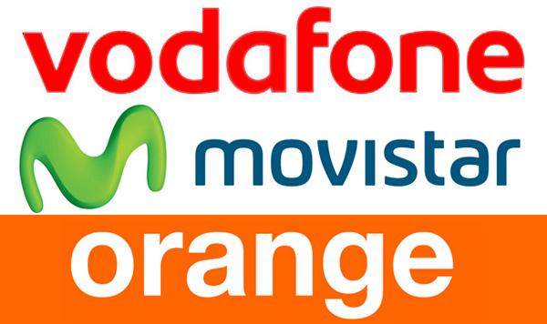 Precios oficiales del iPhone 5 con Movistar, Vodafone y Orange.