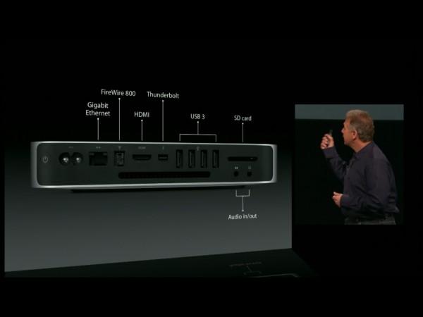 nuevo mac mini