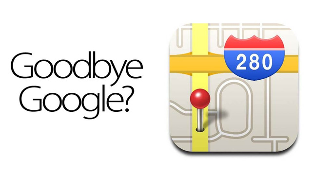 Google Maps,filtradas las primeras imágenes de la aplicación oficial para iOS6.