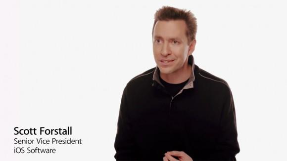 Scott-Forstall- Vicepresidente Software iOS