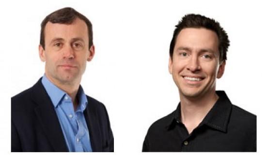 Scott Forstall y John Browett