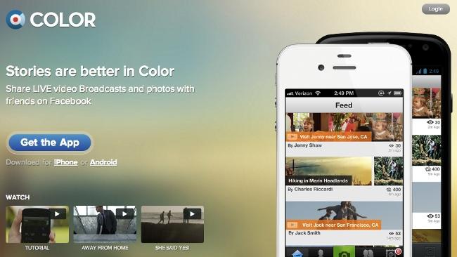 Color, supuesta nueva adquisición de Apple. Sumergida para terminar las negociaciones.