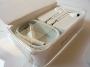 iPod nano 2012 EarPods corcho