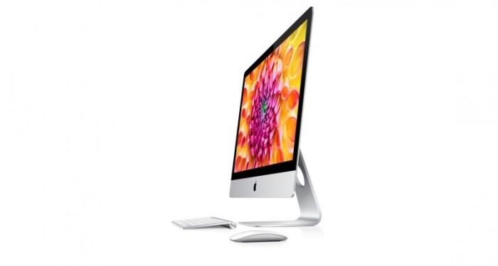 Apple actualiza su catalogo de iMac, destacando el diseño y la inclusión de USB 3.0