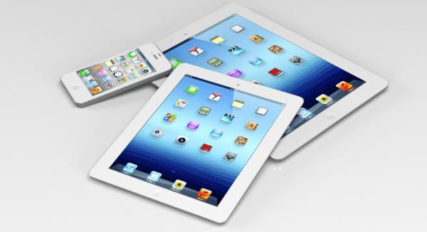 mini ipad 7 pulgadas, ipad, iphone 4