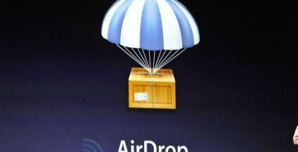 airdrop presentación apple