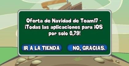Juegos para iOS rebajados