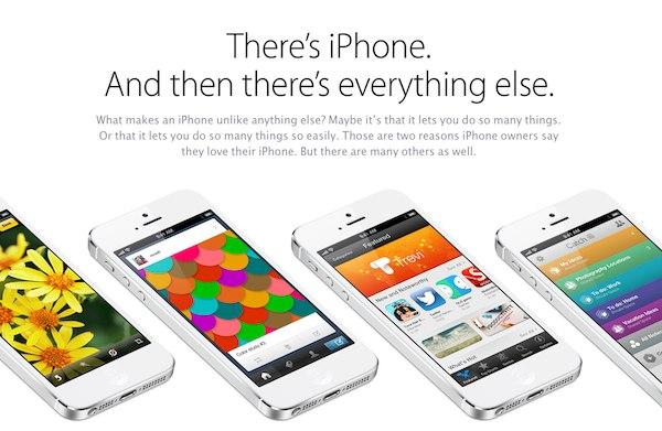 campaña-apple-iphone-5