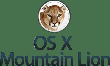 Mountain Lion 10.8.3