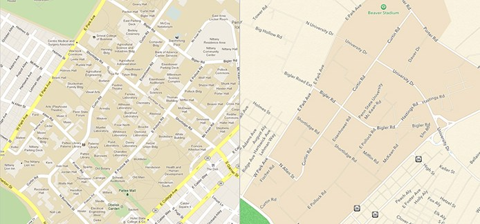 Google negocia con Apple para que Google Maps vuelva a estar predeterminada en IOS