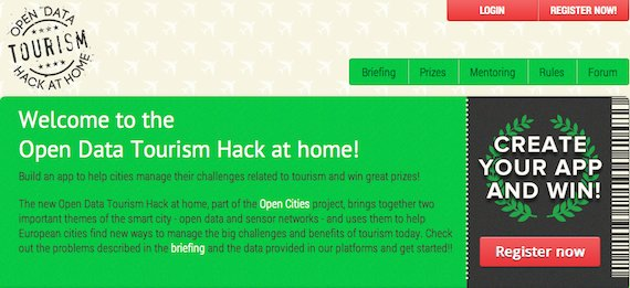 Challenge Open Data Tourism