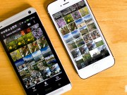 iPhone 5 vs HTC One
