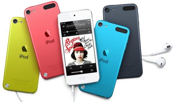 100 millones de ipod touch