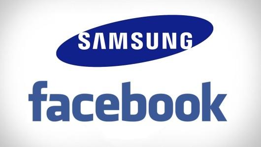 Samsung y Facebook: nueva colaboración a la vista