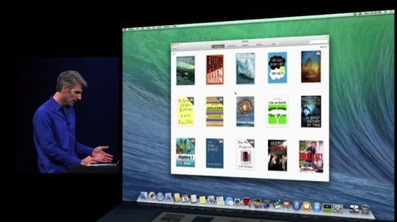 OS X Mavericks-ibooks