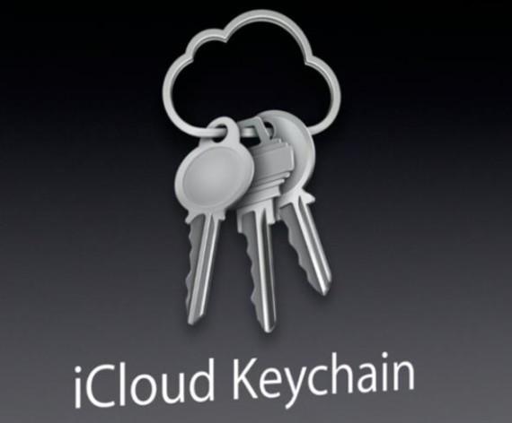 icloud keychain ios 7
