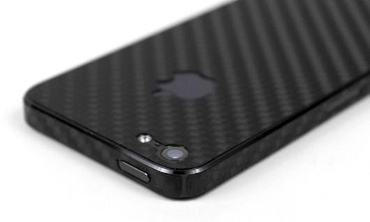 iphone 5s de fibra de carbono
