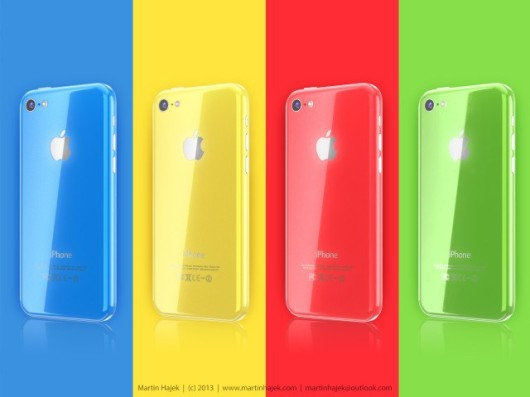 Nuevo concepto iPhone low cost, fotos en alta resolución