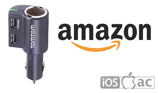 Multi Cargador TomTom USB
