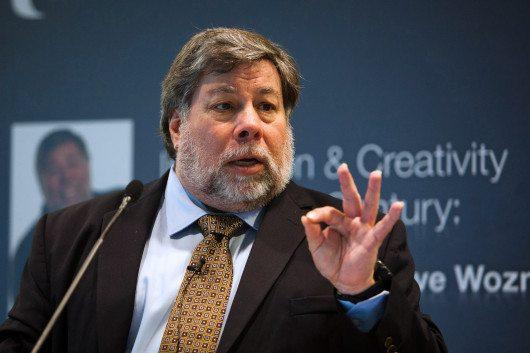 Speech By Apple Inc. Co-Founder Woz- Steve Wozniak