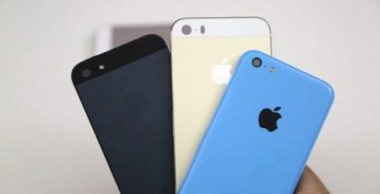 iPhone 5S vs iPhone 5C vs iPhone 5