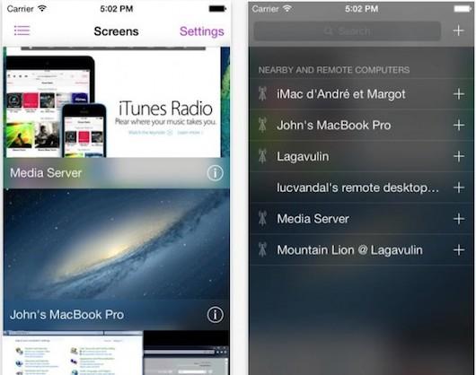 Screens un cliente VNC para Mac, Windows y Linux