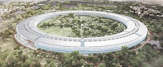 """Novedades en el campus de Apple en Cupertino de su """"nave espacial"""""""