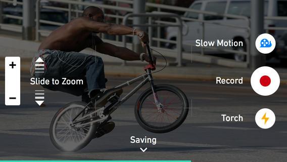 Slow Motion en iPhone 5