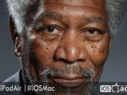 un-dibujo-Morgan Freeman-ipad-air-iosmac
