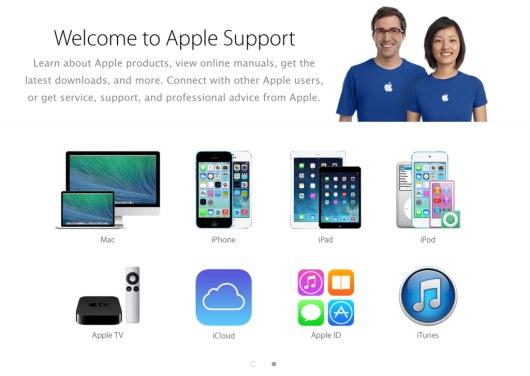 El soporte de Apple premiado en Twitter