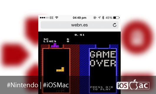 Nintendo-iosmac