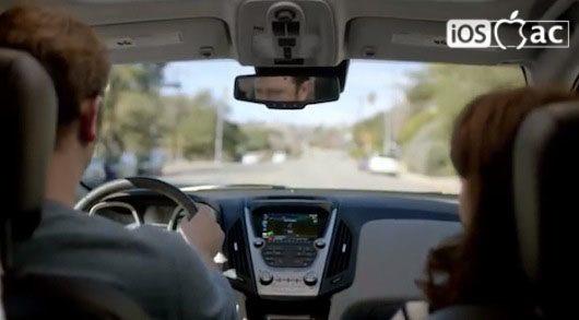 Siri Eyes Free-Chevrolet-iosmac