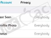 privacidad en whatsapp-iosmac