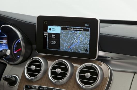 Mercedes-Benz muestra la integración de CarPlay-iosmac-3